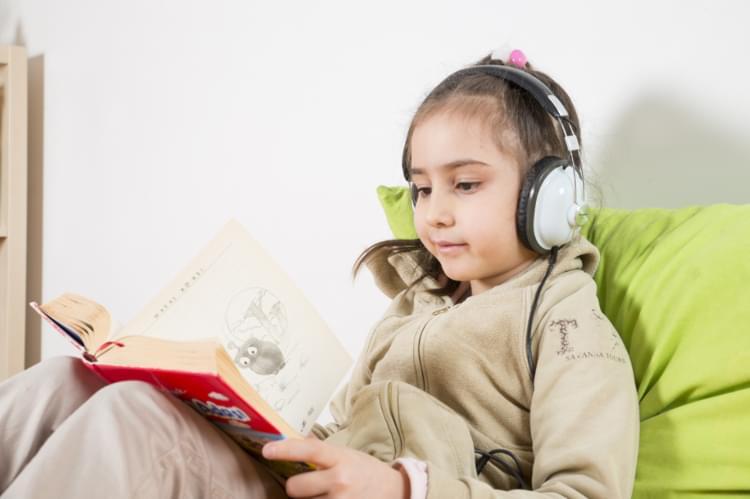 Disleksi İçin, Evde Online Dinletiye Kulak Verin!