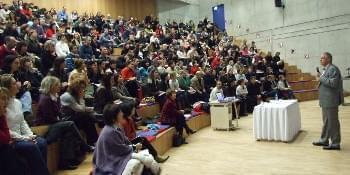 Steven Michaëlis conference presentation